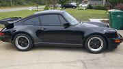 1987 Porsche 930 Turbo Coup